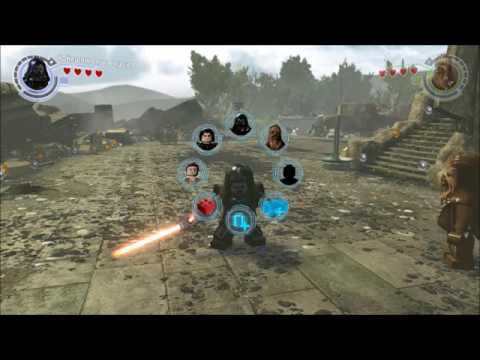 LEGO Star Wars: The Force Awakens Прохождение