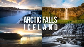 ARCTIC FALLS- A 4K Aerial & Time- lapse Film of Iceland