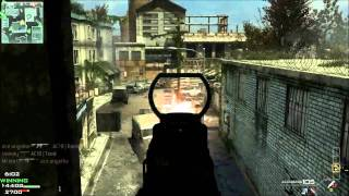 CoD: Modern Warfare 3 Multiplayer PC Gameplay  -  Fallen