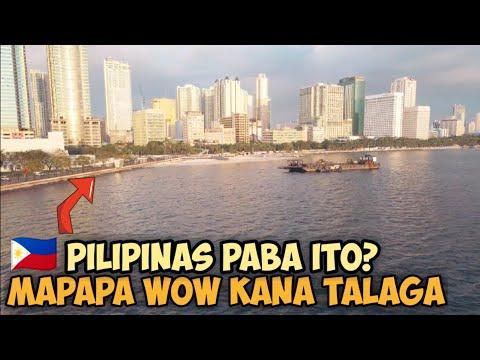 Bagong Sigla sa Manila Bay pangarap na natutupad