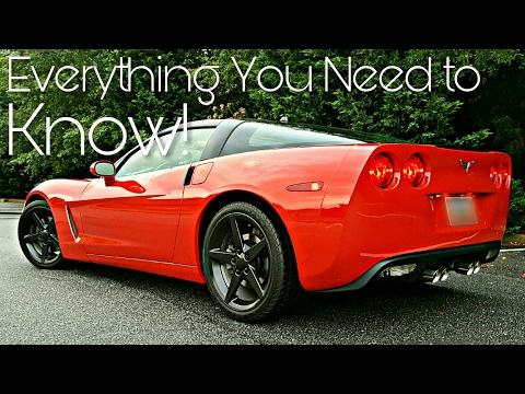 The Ultimate C6 Corvette Buyer