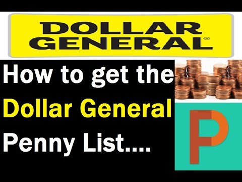 Here's How You Can Get The Dollar General Penny List 9/12/17--Dollar  General Penny Finder