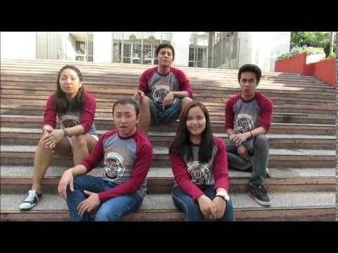 Counting Stars/Get Lucky Mash-up - UP Concert Chorus Promotional Video 2014