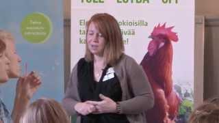 Farm Education -seminaari: Maatiloilla oppiminen Skotlannissa - Learning on farms in Scotland