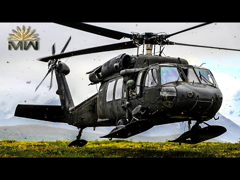 SIKORSKY UH-60 Black Hawk - US Utility Helicopter [Review]