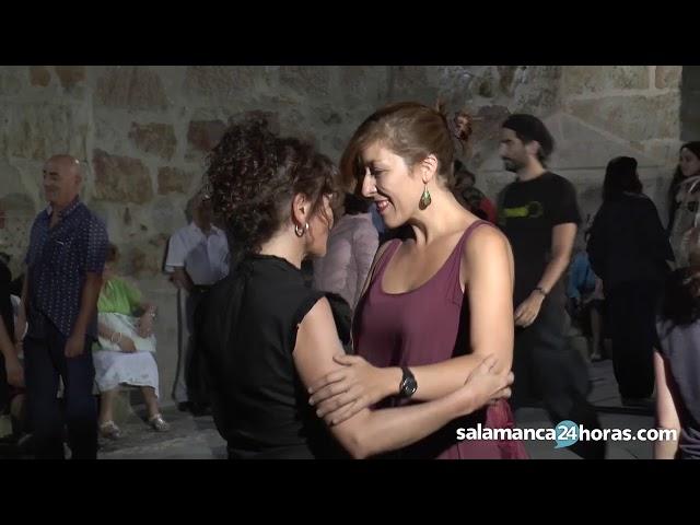 Ferias y Fiestas 2017: Milonga de tango