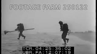 D-Day Landings - 250122-07 | Footage Farm Ltd