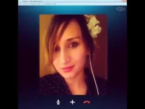 виртуально знакомство по скайпу секс
