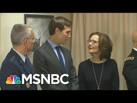 Fmr. CIA Director Weighs In On President Donald Trump's New Intel Pick: Who is Gina Haspel?  | MSNBC