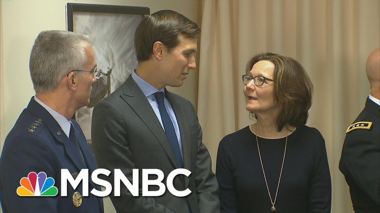 Fmr. CIA Director Weighs In On President Donald Trump's New Intel Pick: Who is Gina Haspel?  | MSNBC #1