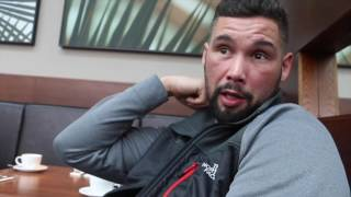 'DAVID HAYE IS A PIECE OF SH*T!' -TONY BELLEW RAW! BRANDS HAYE 'A HELMET' - GOES IN ON THE HAYEMAKER