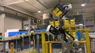 MgM Euromap System - Sistema Asservimento Macchine ad Iniezione