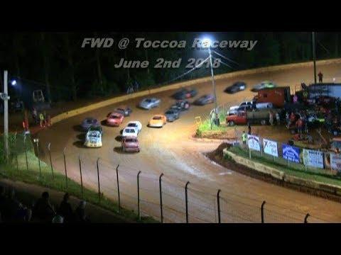FWD Main @ Toccoa Raceway June 2nd 2018