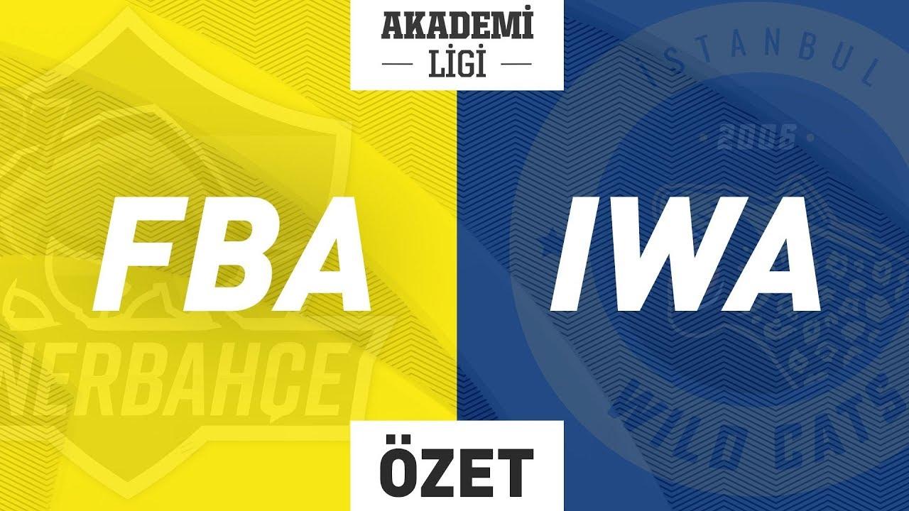 1907 Fenerbahçe A ( FBA ) vs İstanbul Wildcats A ( IWA ) 5. Maç Özeti | 2019 AL Yaz Mevsimi Finali