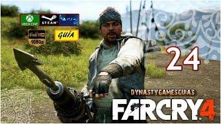 FarCry 4 Pack Deluxe Hurk´s Redemption 24# Una sensación familiar/Granja de Yaks-Tattoo Hermanos