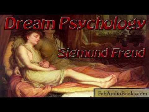 DREAM PSYCHOLOGY by Sigmund Freud - Full unabridged audiobook - Fab Audio Books