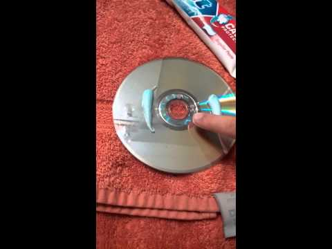 How to fix your scratched xbox 360 PS3 disc EASY