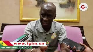 """Mayacine Mar : """"s'il y a une possibilité de faire un recours gracieux pour Koulibaly"""""""