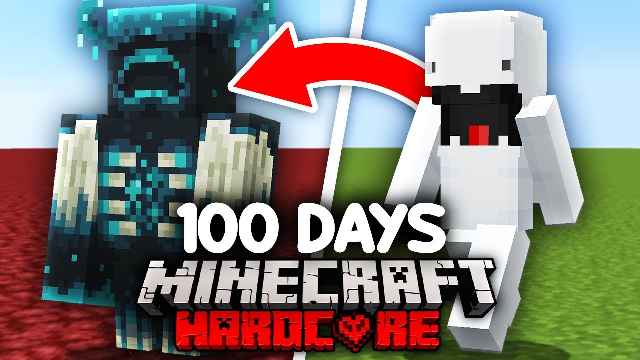 Download I Survived 100 Days as a SHAPESHIFTER in Minecraft...