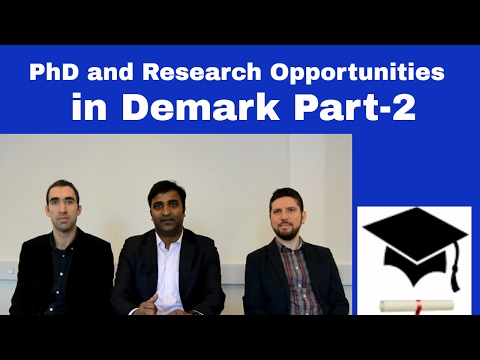 PhD and Research Opportunities in Denmark Part-2, Study in Denmark, Research Funding in Denmark 2