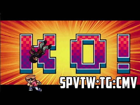 Scott Pilgrim Combo Video
