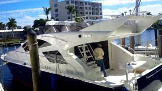 Mares 45 Power Catamaran