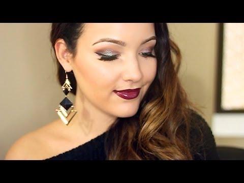Thanksgiving Mixed Metals  | Glam Makeup Tutorial thumbnail
