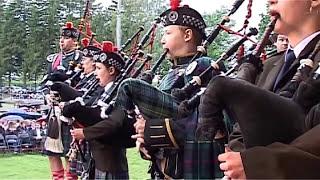 Amazing Grace /BagPipes/ - Czestochowa Pipes & Drums i Królewska Orkiestra Symfoniczna