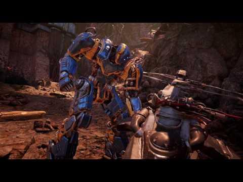 [Gears of War 4] Legends of Sera Achievement - Cheese/Glitch Tutorial
