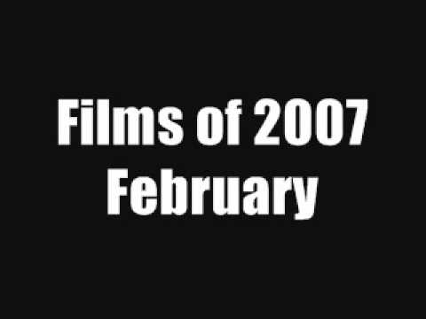 BS Cast: Films of February 2007