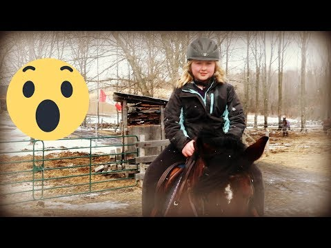 TRYING A NEW HORSE! Day 077 (03/18/19)