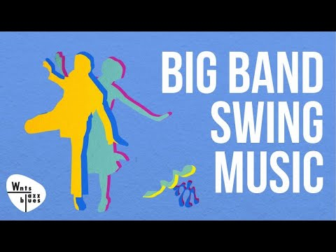 Big Band Swing Music - Instrumental & Vocal Best Of, the best Big Bands of the Swing Era