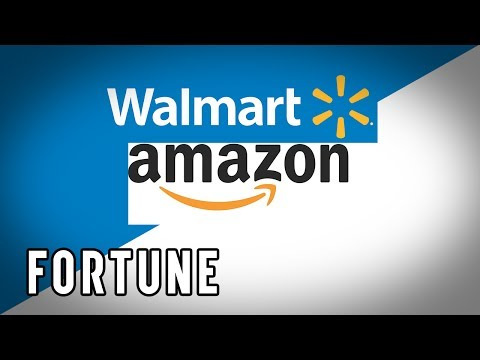 Amazon and Walmart War Takes to the Cloud I Fortune