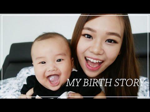 MY BIRTH STORY [ BAHASA INDONESIA ]   MOLITA LIN