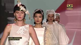 Isabel Zapardiez Ana Torez | Sofiya | Bridal Collection 2017 | Barcelona Bridal Week I ID Journal