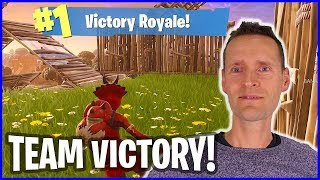 Action Packed Victory Royale in 50 vs 50!