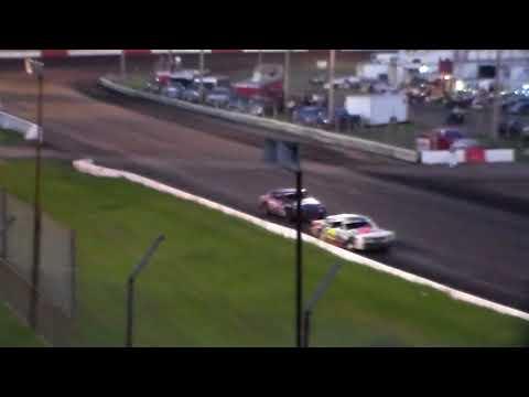 USRA Hobby Stock Heat 2 @ Hamilton County Speedway 08/23/17