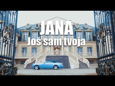 JANA  - JOS SAM TVOJA  (OFFICIAL VIDEO)