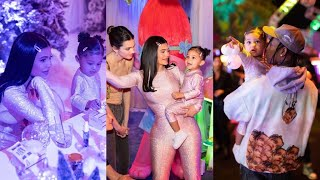 Stormi's 2nd Birthday Party