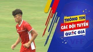 U19 Việt Nam tập dượt lần cuối trước thềm giải Tứ hùng Qatar Cup 2018  VFF Channel