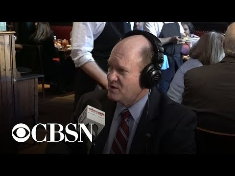 Delaware Sen. Chris Coons says Joe Biden is almost certainly going to run