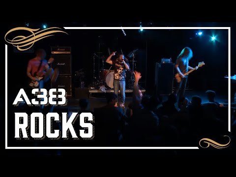 OFF!  - Poison City // Live 2014 // A38 Rocks