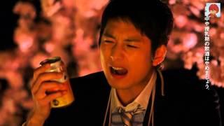【日本廣告】CLEAR ASAHI長期以上戶彩、向井理、トータス松本代言,今次...