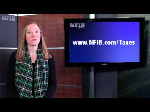"""The WI assembly and the """"Right to Work"""" law plus the new tax bill: NFIB"""