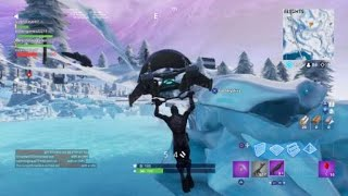 Fortnite under map glitch with new airplane! (Fortnite best moments ep 813)
