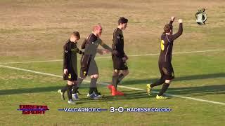 Eccellenza Girone B Valdarno-Badesse 3-0