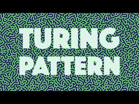 How To Create Seamless Turing Patterns (Photoshop & Illustrator Tutorial)