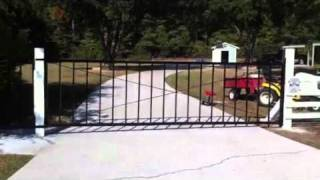 How To Build A Security Gate,part 7