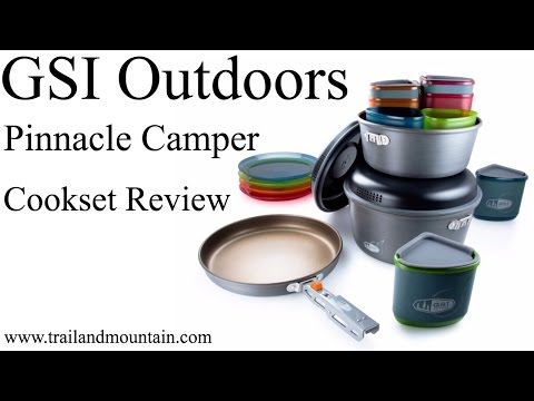 GSI Pinnacle Camper Cookset Review