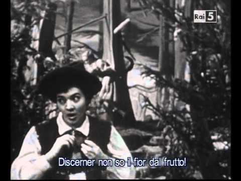 Hansel und Gretel (Italiano) - RAI 1957 Poleri, Cossotto; Sanzogno